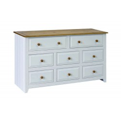 Capri 6+2 Drawer Large Chest