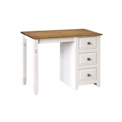 Capri Single Pedestal Dressing Table