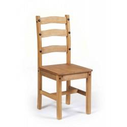 Corona Waxed Solid Pine Chair