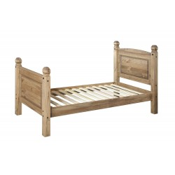 Corona 3' High End Bedstead