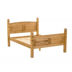 Corona 5' High End Bedstead