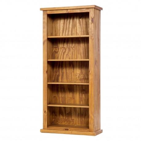 Farmhouse Tall Bookcase - Self Assembly