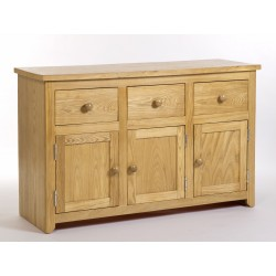 Hamilton 3 Door, 3 Drawer Sideboard