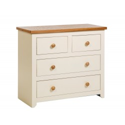 Jamestown 2+2 Drawer Chest