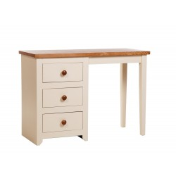 Jamestown Single Pedestal Dressing Table