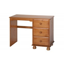Dovedale Single Pedestal Dressing Table