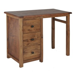 Denver Single Pedestal Dressing Table