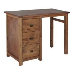 Denver Single Pedestal Dressing Table