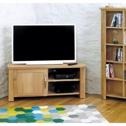 Aston Oak Corner Television Cabinet