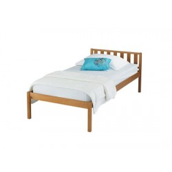 Baltic 3'0 Single Bed Antique Pine Finish