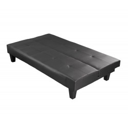 Fusion Sofa Bed, Black