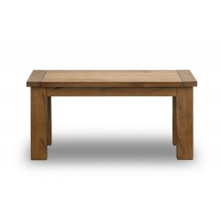 Boden Dining Bench, Solid Pine, Expensive and Rustic Finish