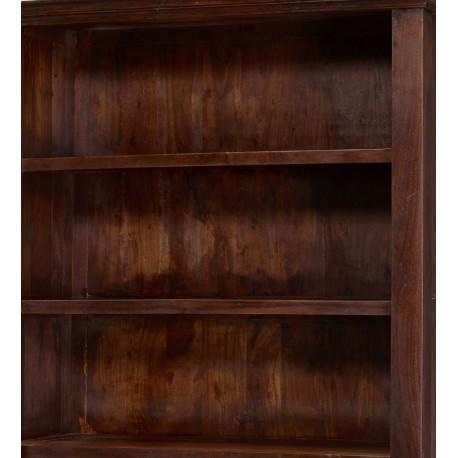 Darjeeling Bookcase, Elegant And Classical Look, Vesatile Style, Solid Sheesham Wood