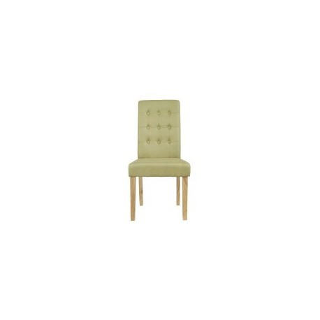 Roma Green Dining Chairs 2 Per Pack