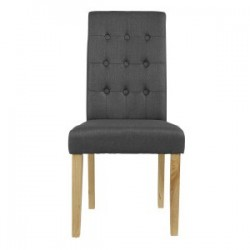 Roma Grey Dining Chairs 2 Per Pack