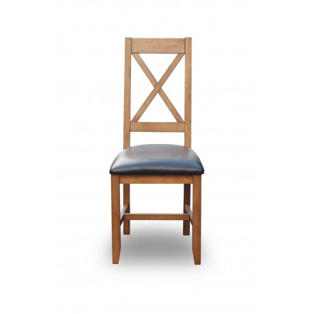 Boden Dining Chairs, Solid Pine Wood, Timeless Style