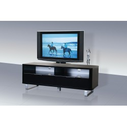 Accent Tv Unit High Gloss Black
