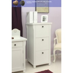 Hampton Filing Cabinet Three Drawer