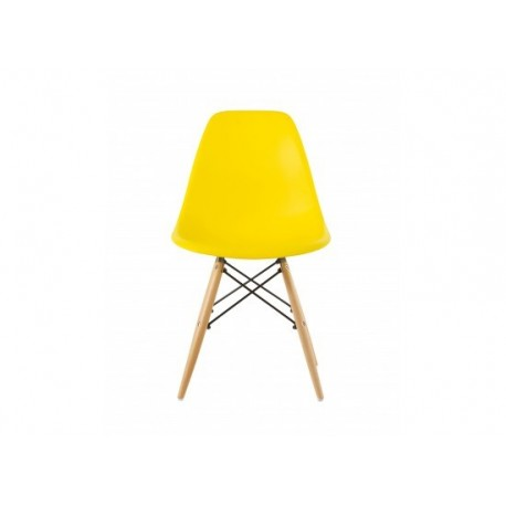 Eiffel Chair Yellow, Inject A Bold Splash Of Colour Pack of 4