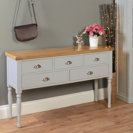 Chadwick Console Table With Drawers