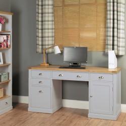 Chadwick Twin Pedestal Desk