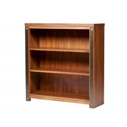 Forge Low Bookcase