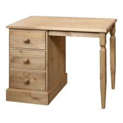 Cotswold Single Pedestal Dressing Table