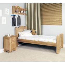 Amelie Oak Childrens (Standard Sized 3') Single Bed