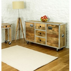 Roadie Chic Large Sideboard