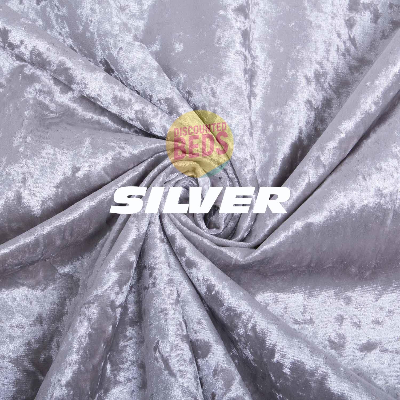 Silver Crush Velvet