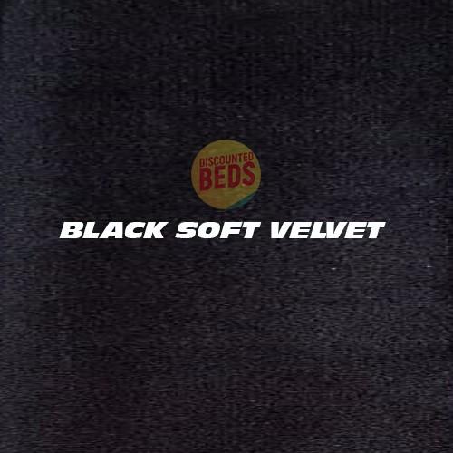 Black Soft Velvet