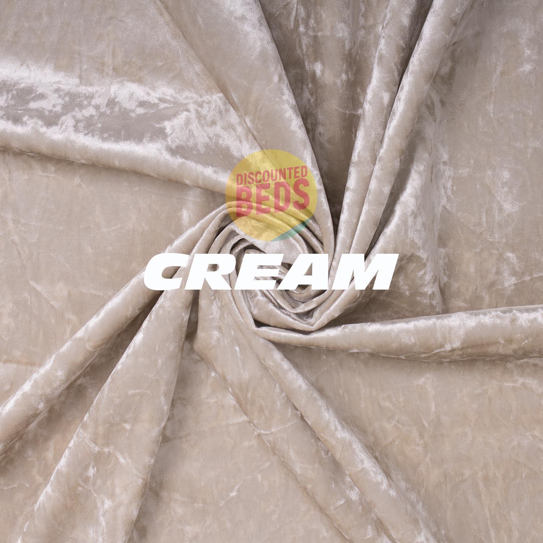 Cream Crush Velvet