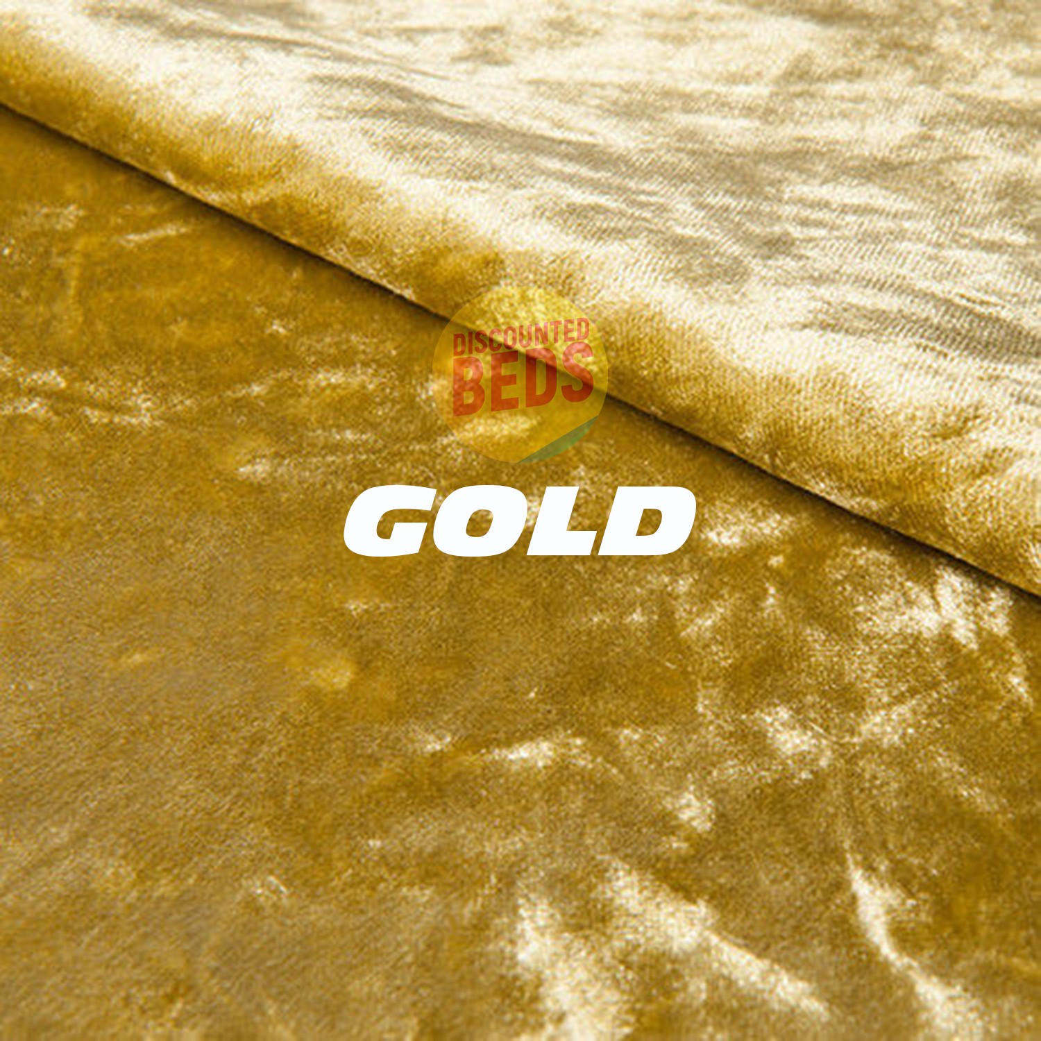 Gold Crush Velvet